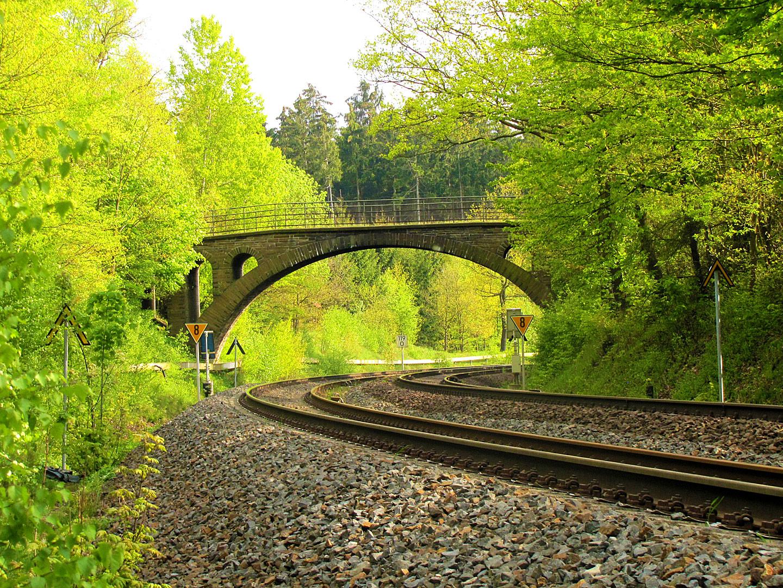 Verkehrsinfrastruktur - Schiene