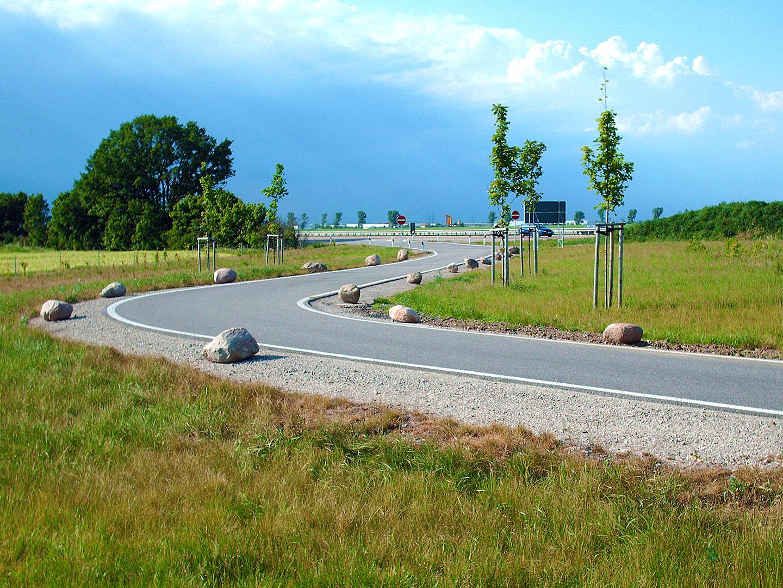 Verkehrsinfrastruktur - Straße